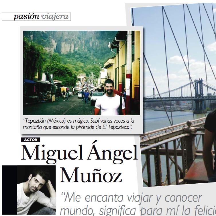 De Viajes Magazine (Spanish)